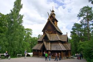 8. Norsk Folkemuseum