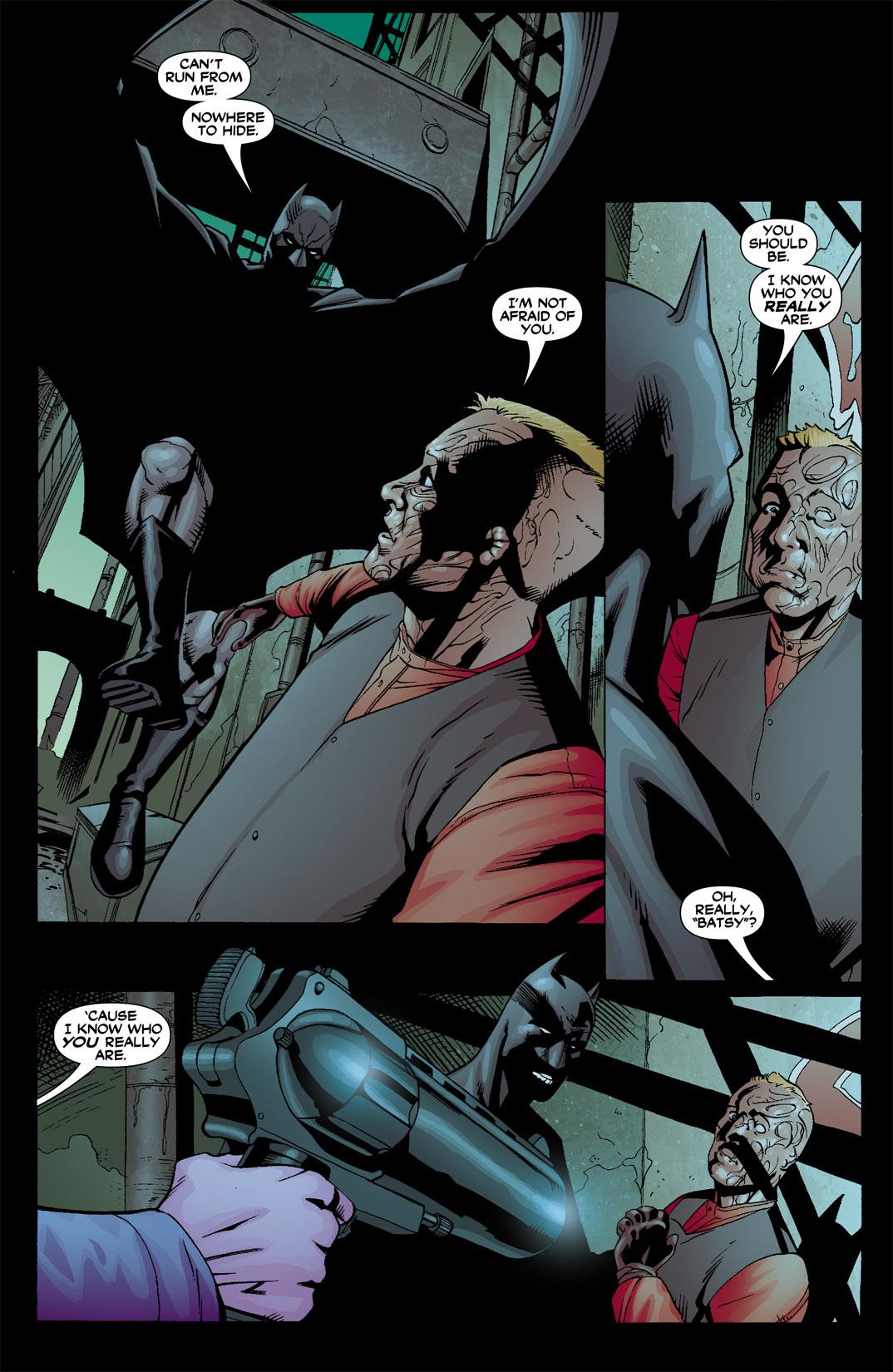 Detective Comics (1937) 809 Page 21