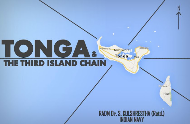 OPINION | Tonga & the Third Island Chain