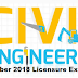 November 2018 Civil Engineer Board Exam Result - Full List