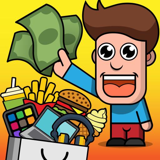تحميل لعبه Idle Shop Empire v1.5.2 مهكره وجاهزه للاندرويد 😎❤