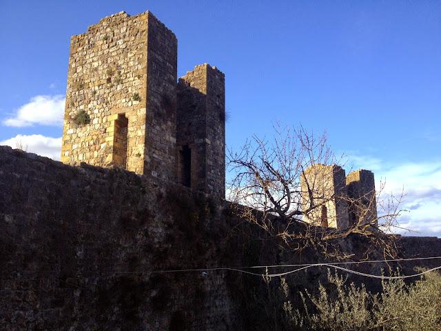muralla de Monteriggioni