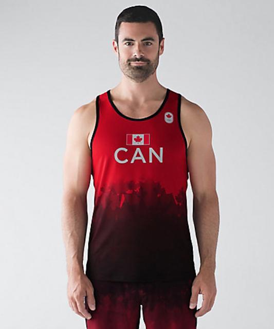 lululemon Rio Summer Olympics