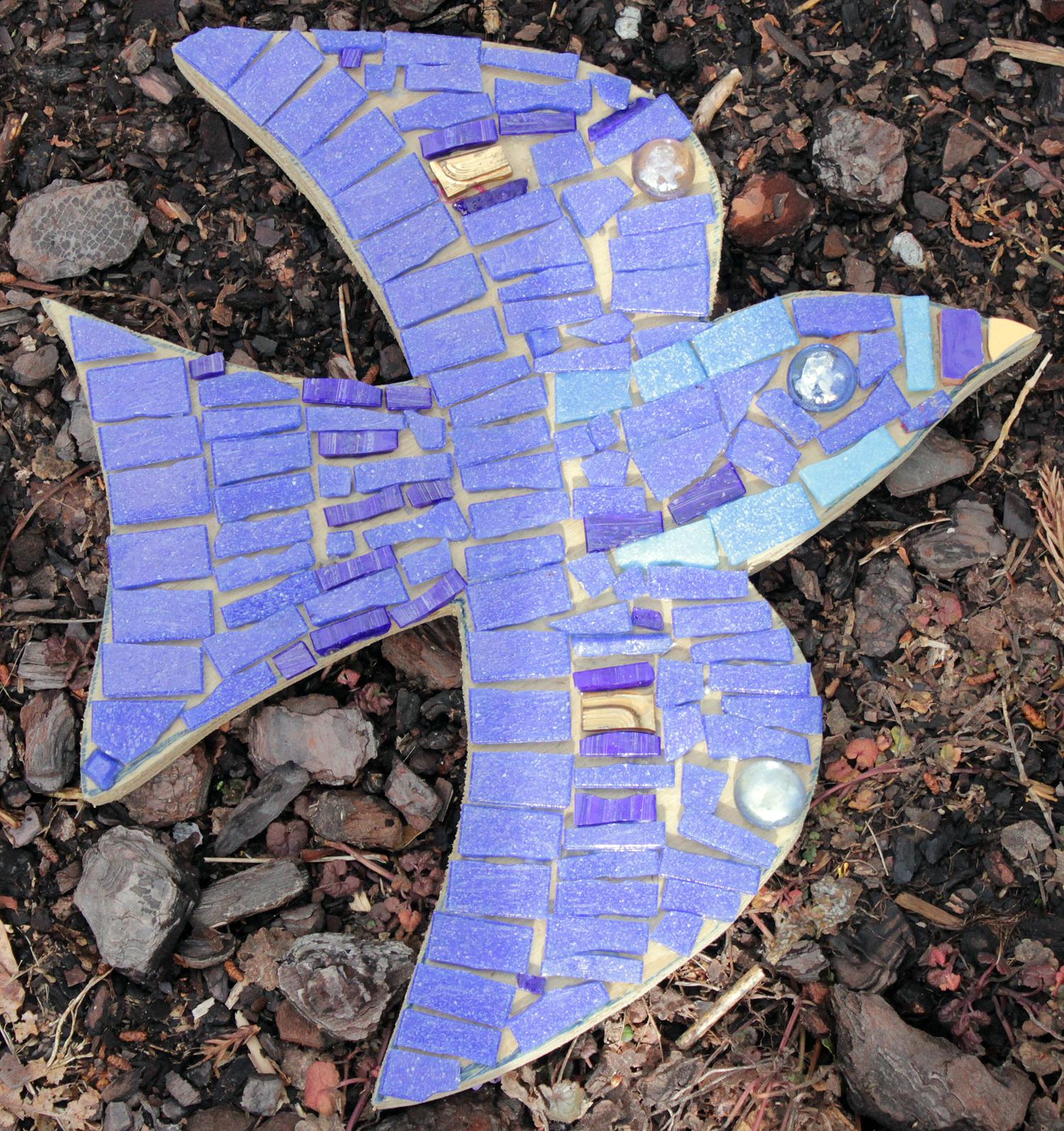 Rotorua Artist Janet Keen's Photography, Mosaics