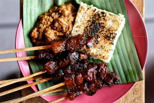 Sate Maranggi Cianjur