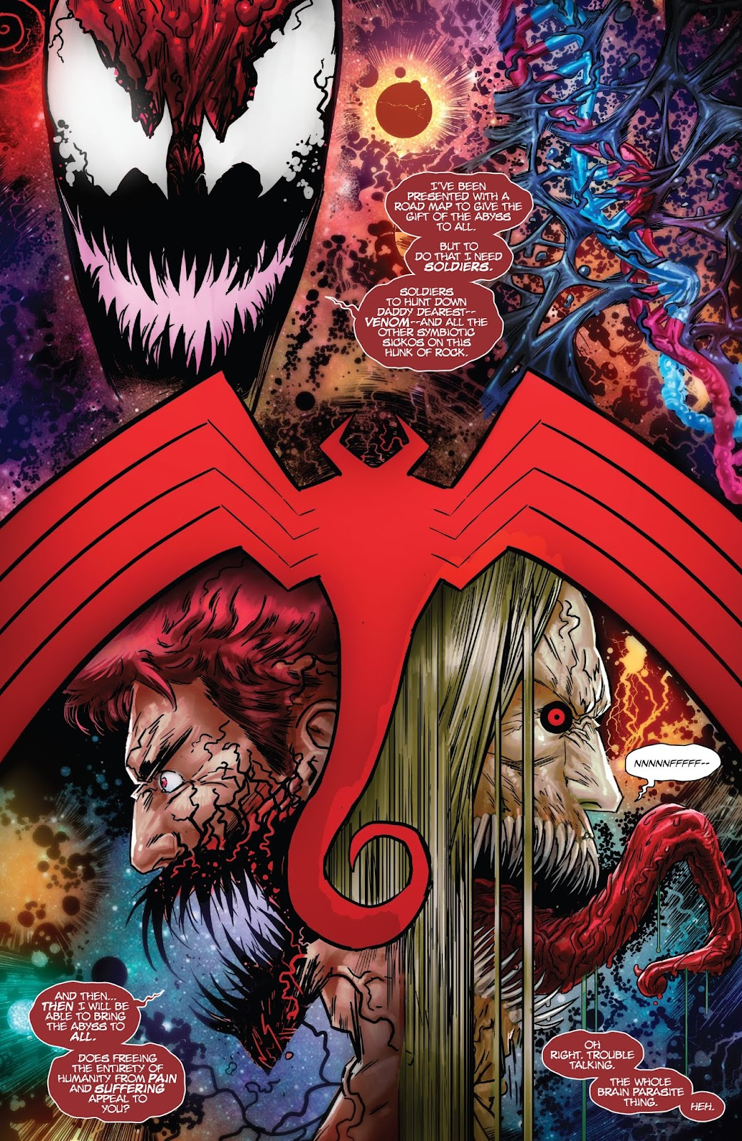 Read online Web of Venom: Unleashed comic -  Issue # Full - 30