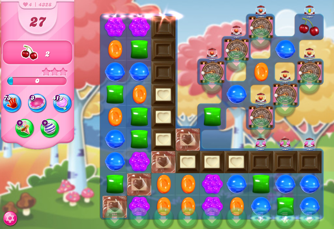 Candy Crush Saga level 4328