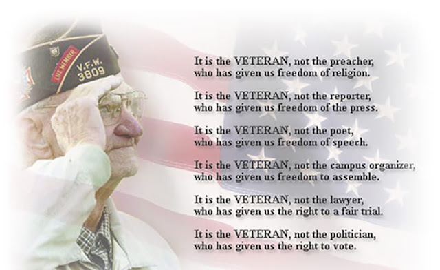 Happy Veterans Day Quotes