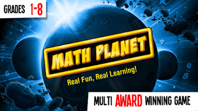 Math Planet Pro Mathematics Curriculum Grades 1 - 8