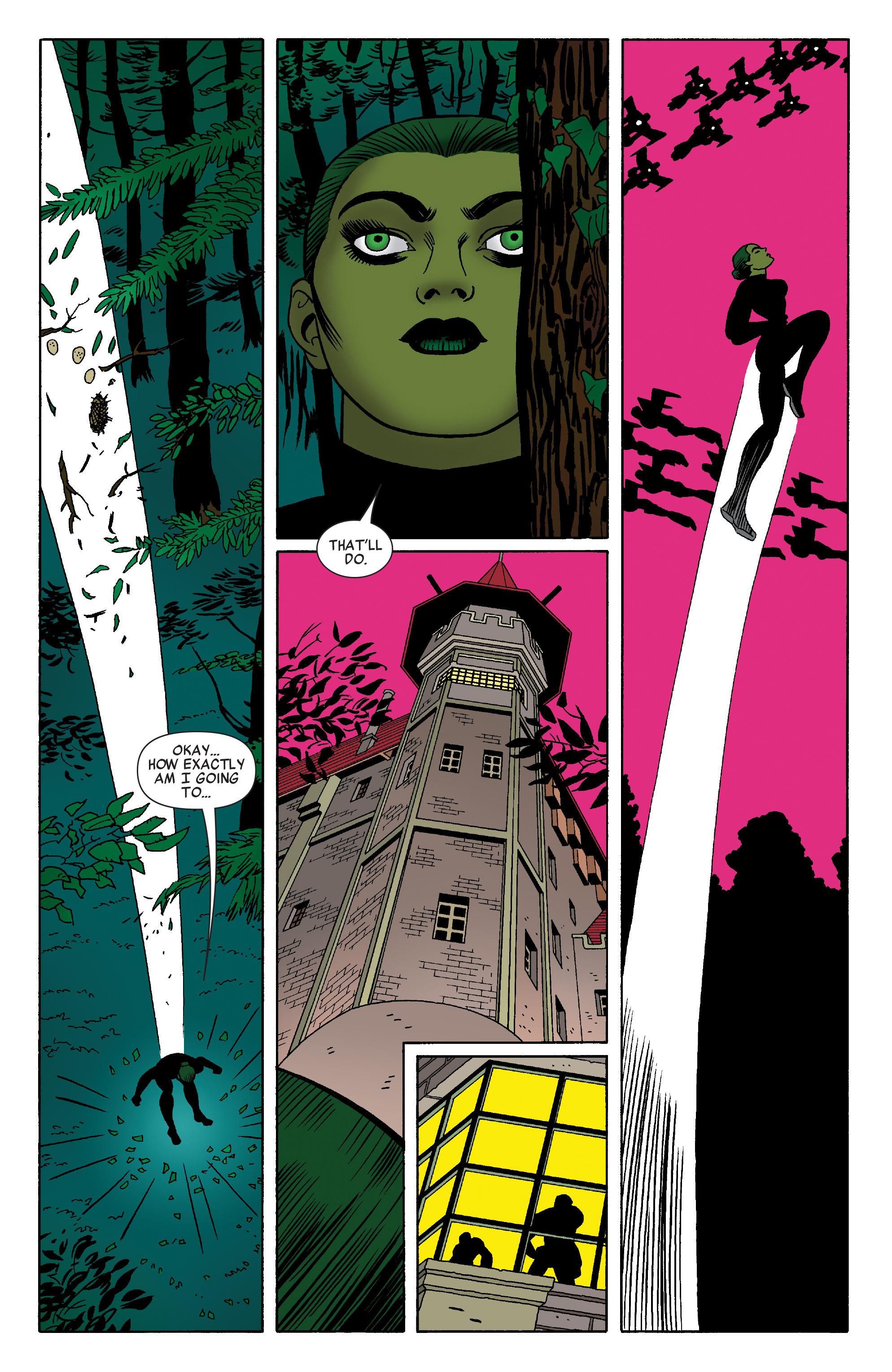 Read online She-Hulk (2014) comic -  Issue #4 - 9