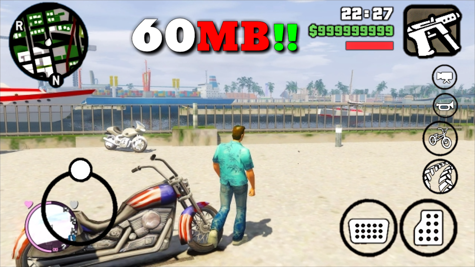 gta vice city game download for android uptodown