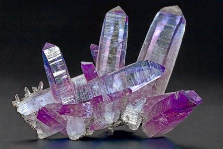 Resultado de imagen de puntas de piedras minerales