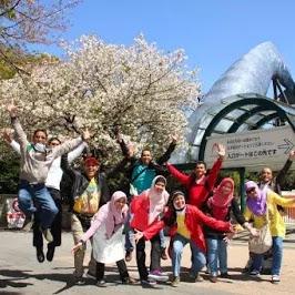 Menuju Jepang Bersama Cheria Travel