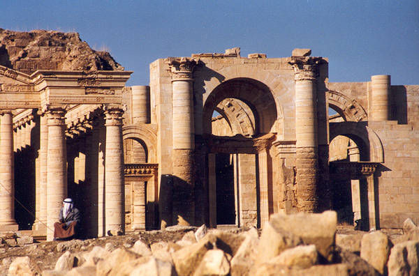 Middle East: Parthian city of Hatra in an alarming state