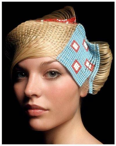 amazing beaded hair jewelry inspirations