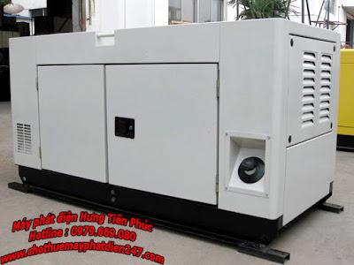 Máy phát điện Mitsubishi 45kva