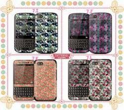 garskin polkadot 3 bisa custom harga dimulai dari 12rb untuk handphone dan laptop
