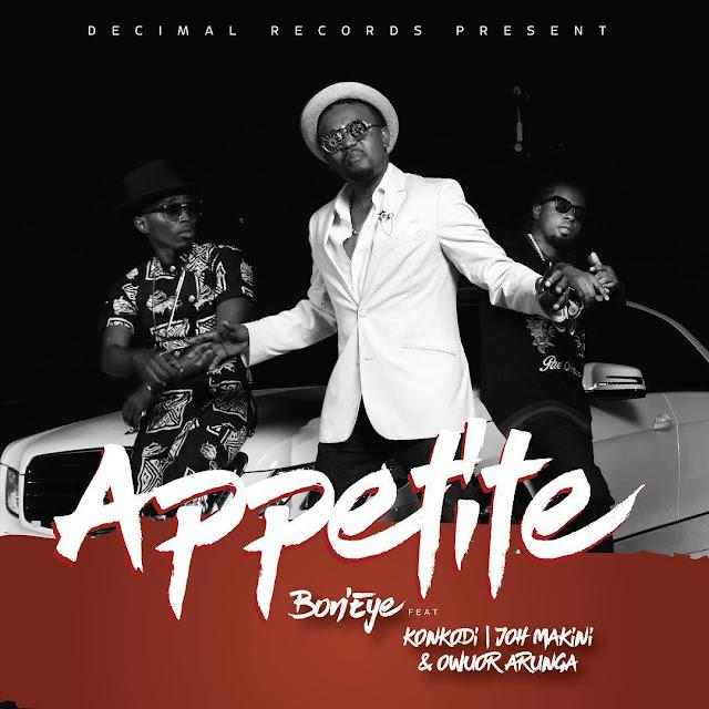 Boneye Ft. Konkodi , Joh Makini & Owuor Arunga - Appetite