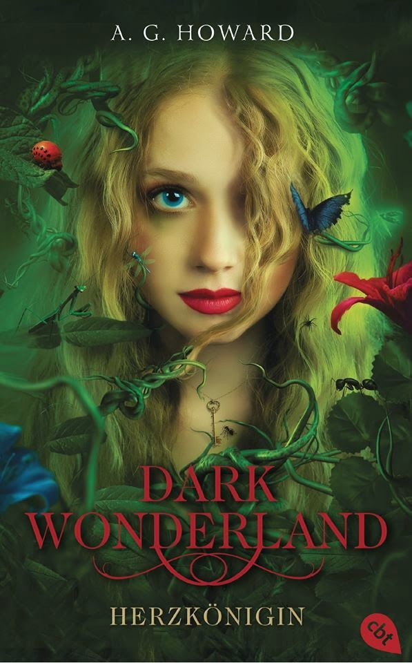 Dark Wonderland: Herzkönigin (Anita G. Howard)