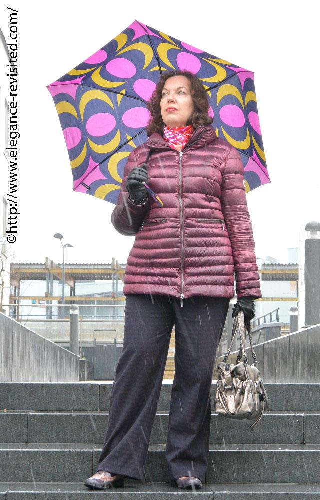 Marimekko sateenvarjo