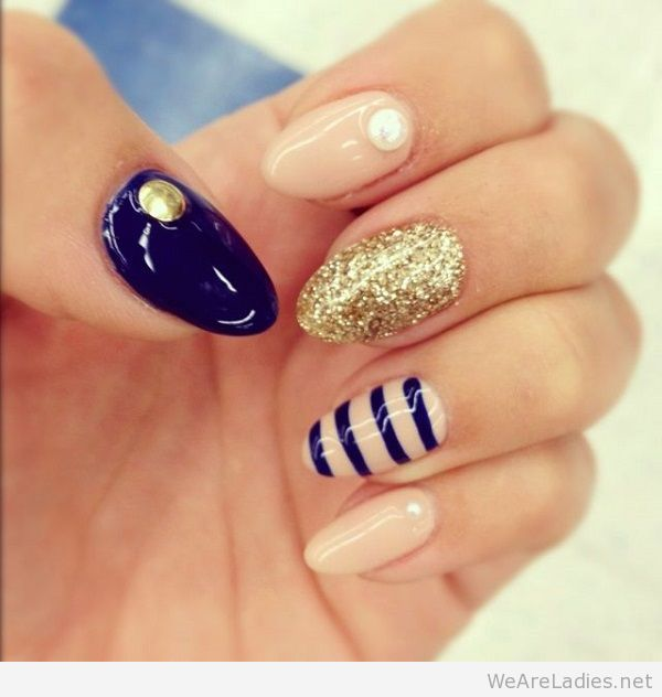 36 Different Nail Art Designs For Short Nails Photos Tips
