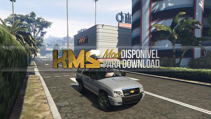King Mods Sa Gta V Chevrolet Blazer Executive