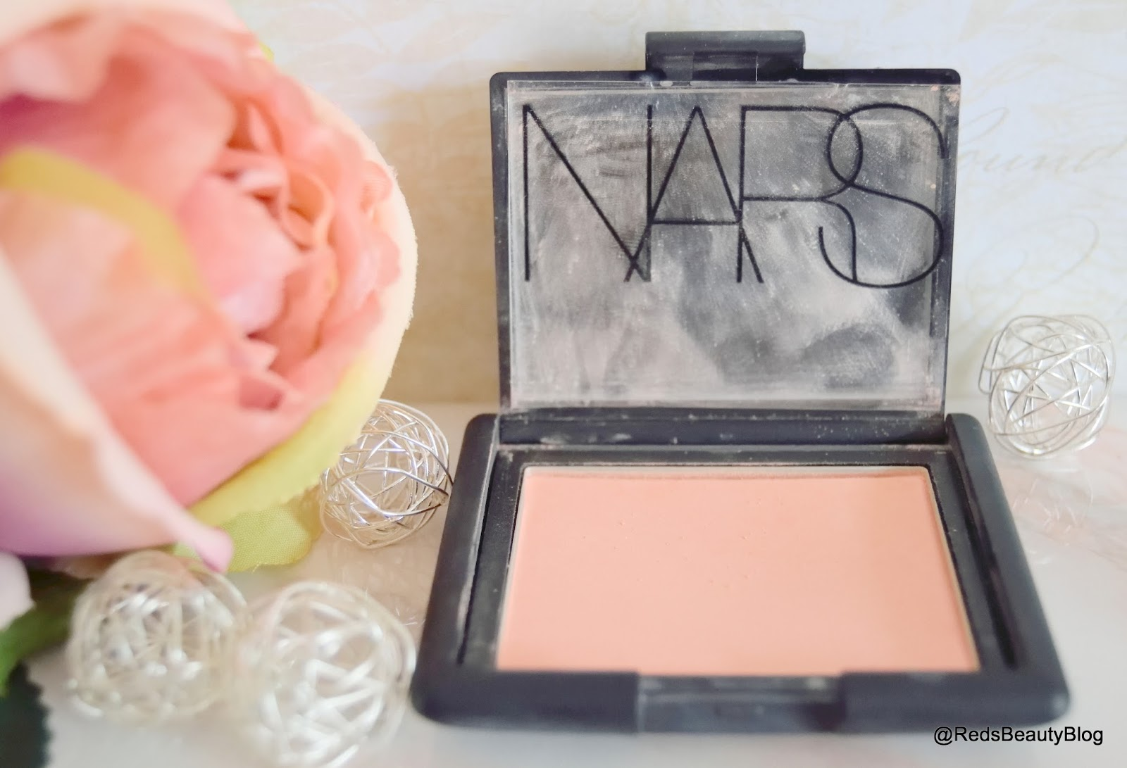 a picture of NARS Sex Appeal Blush