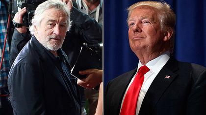 Trump's Victory: Italian Town Offers Robert De Niro Asylum