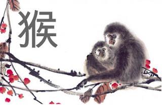 2016 año del Mono de Fuego