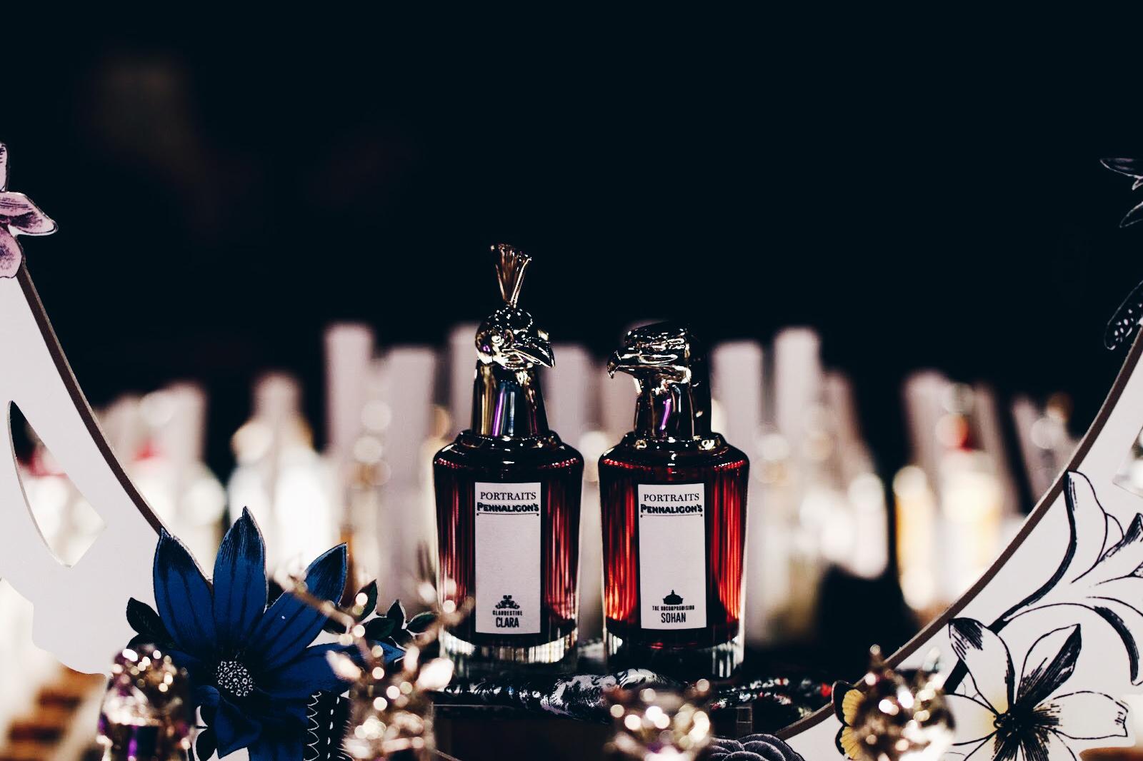 penhaligons parfums boutique paris les porraits avis test critique