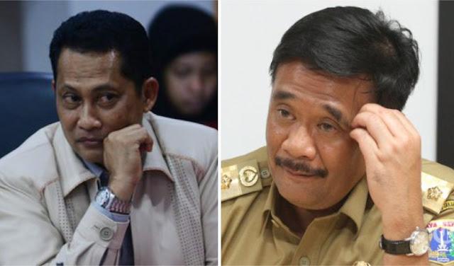 """Kegeraman Budi Waseso Akibat Djarot Tak Tutup Diskotek Bernarkoba: """"Mau Main-Main Silahkan!"""""""