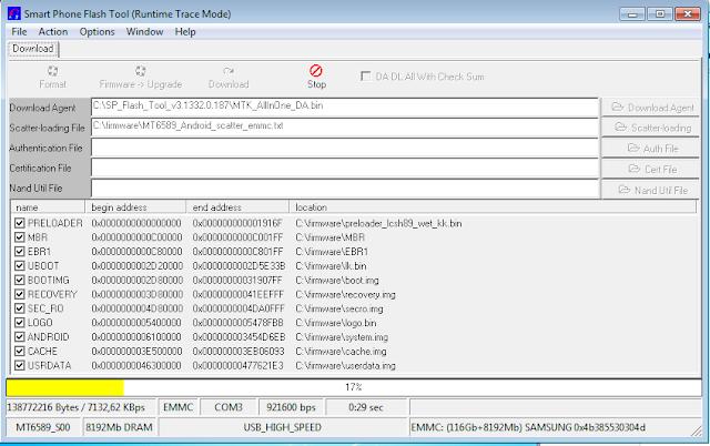 como actualizar firmware 2.1.0 bq aquaris 5 hd