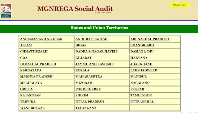Generate Social Audit Gram Sabha Report