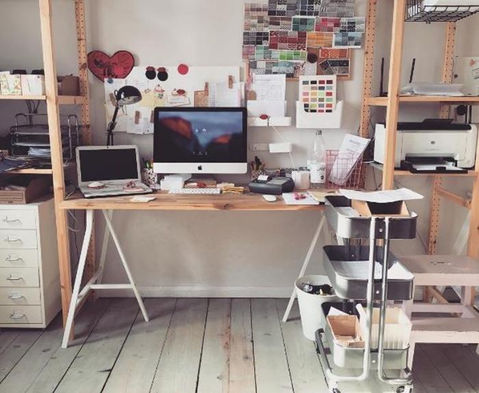 Zuzia Górska | biurka polskiej blogosfery