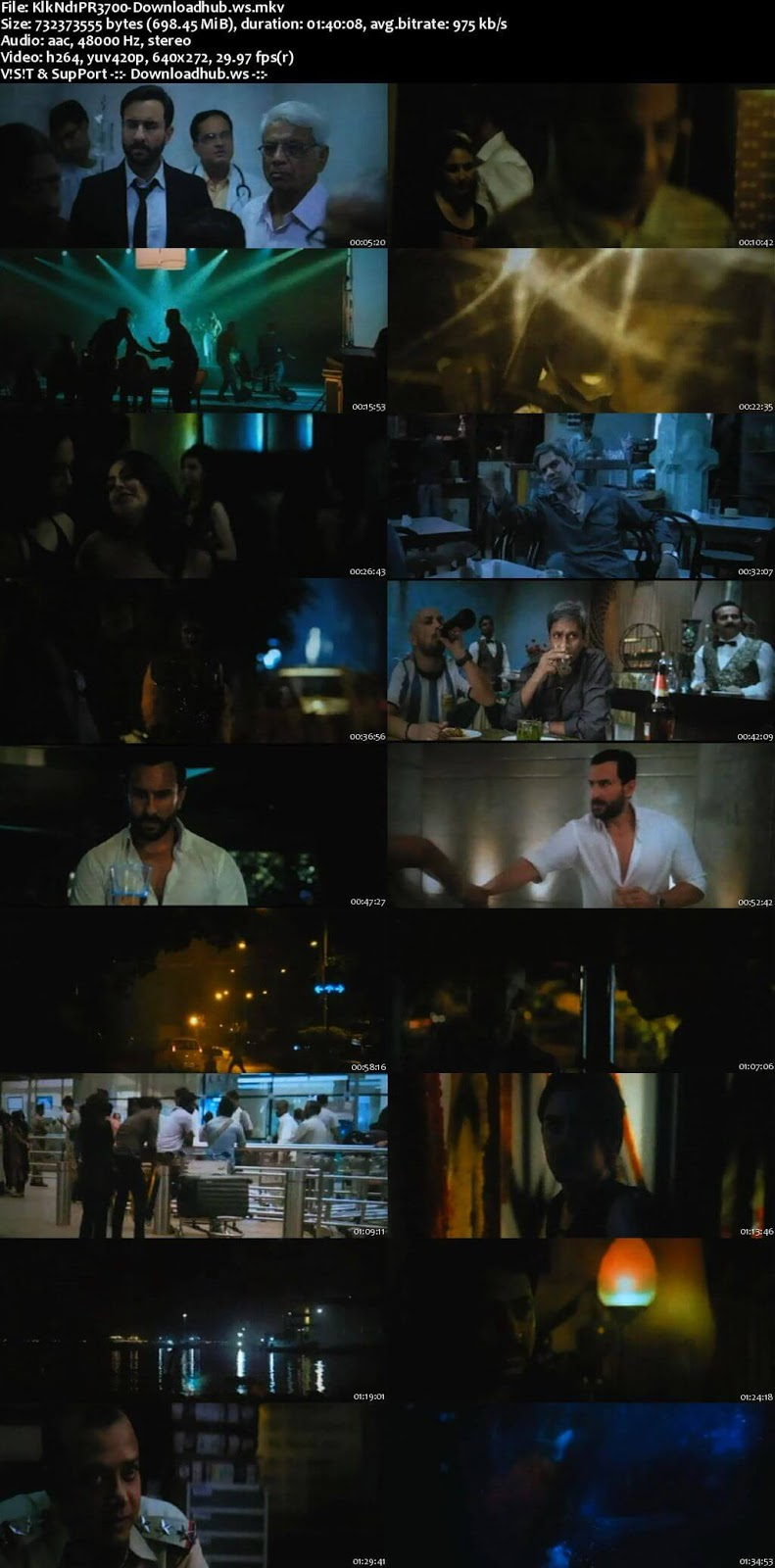 Kaalakaandi Movie 2018 Watch Online Full Movie