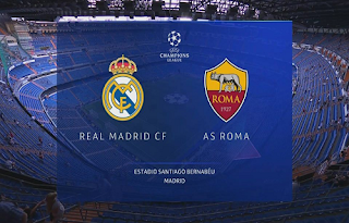 UCL Real Madrid vs AS Roma Biss Key 20 September 2018
