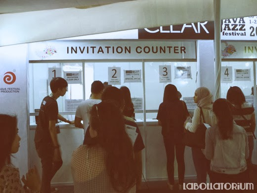International Java Jazz Festival 2014 Suasana di Event