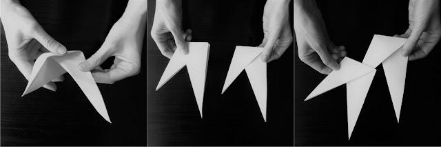 szablon gwiazdy z papieru