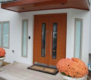 Model pintu minimalis yang paling di minati