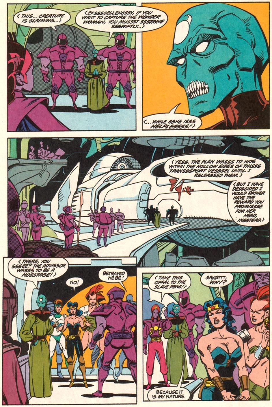 Read online Wonder Woman (1987) comic -  Issue #70 - 13