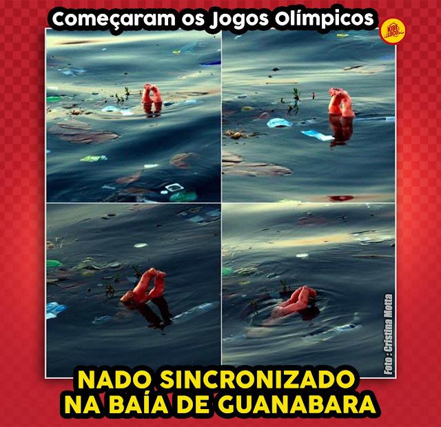 Imagens de zuera Olimpíadas