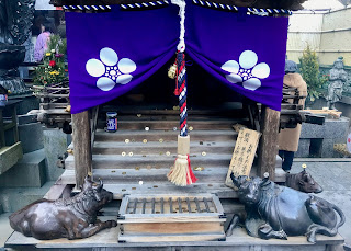 2019 New Year s Pilgrimage to Hozanji (Ikoma, Nara, Japan)