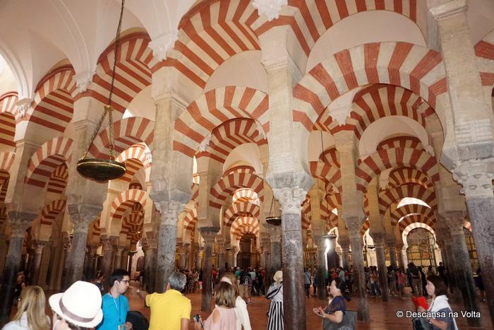 Mesquita Catedral de Córdoba Espanha