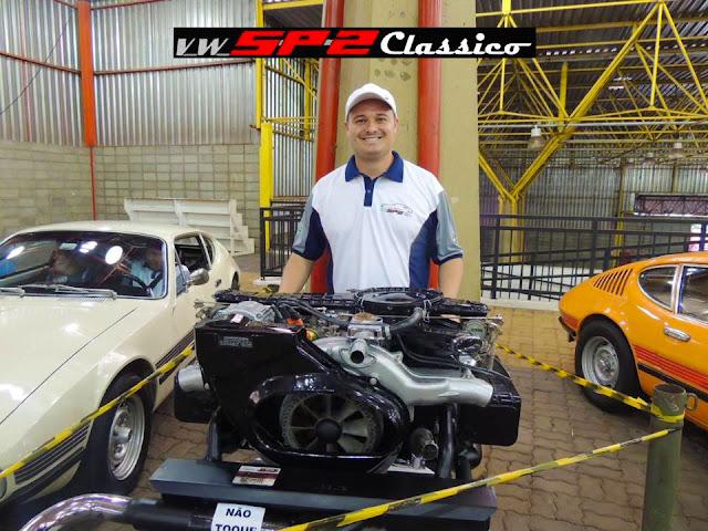 Motor 1700 - Volkswagen SP2