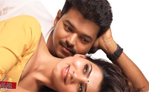 Ilayathalapathy Vijay Finishes Theri Film Dubbing