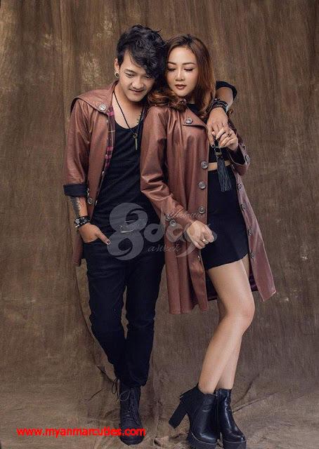 AUNG LA & WINE SU KHINE THEIN