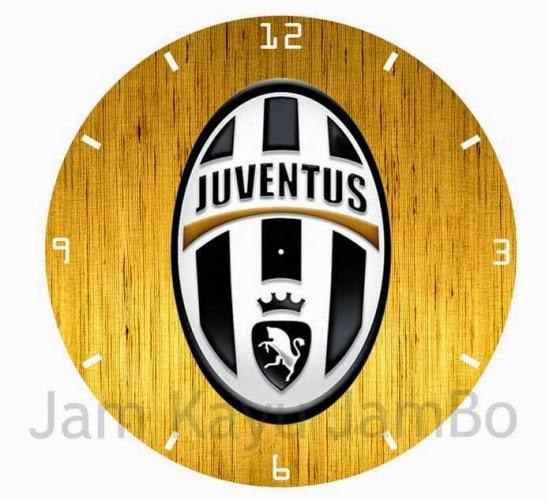 Ogana Clock Jam Dinding Club Juventus - Referensi Daftar Harga ... 8d87420fde