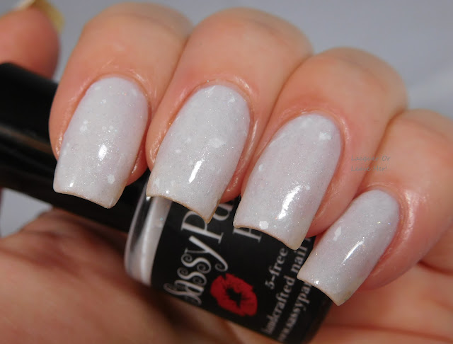 Sassy Pants Polish New Fallen Snow
