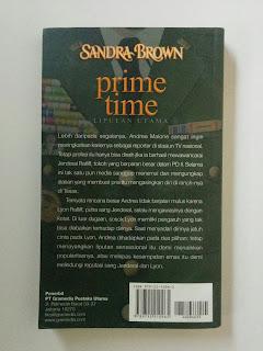 Prime Time (Liputan Utama) Sandra Brown