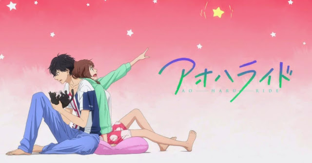 Ao Haru Ride - Daftar Anime NTR Terbaik ( Low – Extreme ) Dijamin Nyesek